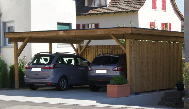 Online shop f r gartenholz gartenh user und for Carport preisliste